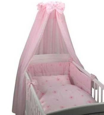 Cuna de bebe el mosquitero bebes y embarazo - Telas para cunas de bebe ...