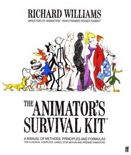 http://www.amazon.com/Animators-Survival-Kit-Richard-Williams/dp/0571202284