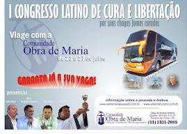 I Congresso Latino de Cura e Libertação