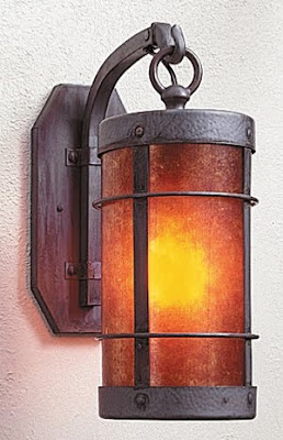 Arroyo Craftsman Valenica Wall Mount Light