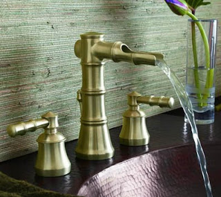 Cute Moen ShowHouse Bamboo Bathroom Faucets u Accessories