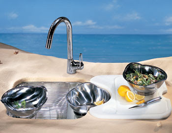 Franke BBX-160 Beach Undermount Stainless Steel Bar Sink