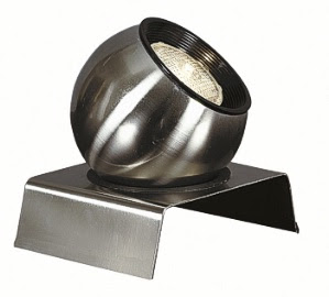 Kenroy Home 20506BS 1 Light Spot - Brushed Steel