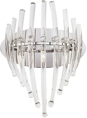 Access 55520 Perseus 3 Light Wall Fixture Chrome