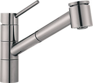 Franke FF-2000 Series Pull-Out Spray Kitchen Faucet