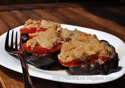 Articole culinare : Mancare de vinete la cuptor