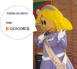"""""""TURMA DA ANITA para EDUCADORES"""" Acesse, clique na imagem!"""