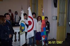 Asamblea de Jóvenes en Casa de Gobierno