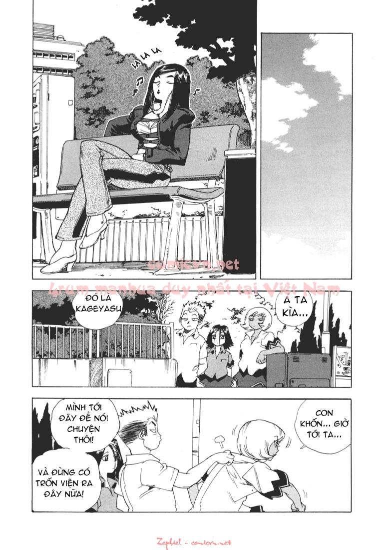 Aiki chap 11 - Trang 9
