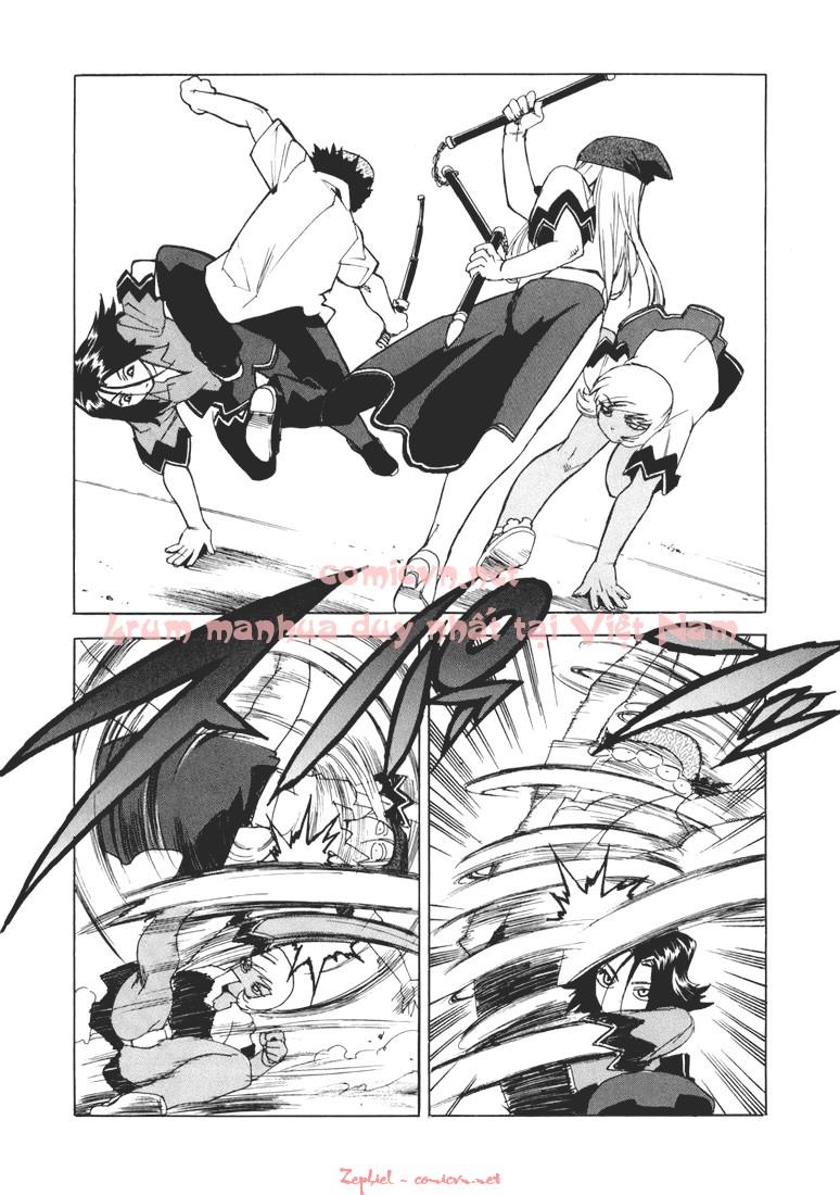 Aiki chap 11 - Trang 18
