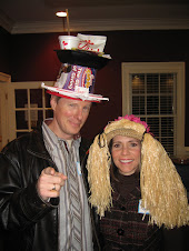 Crazy Hat Party, January 2010