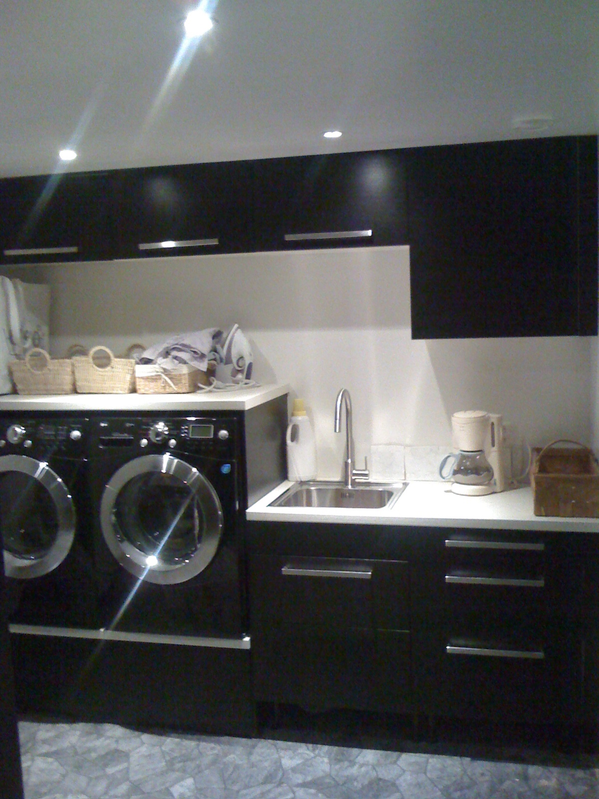 Ullevidsdal: ljusare kök och snart eget badrum