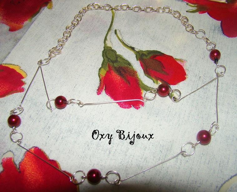 Colier perle rosii - pret 7 ron ( Co7 )-VANDUT