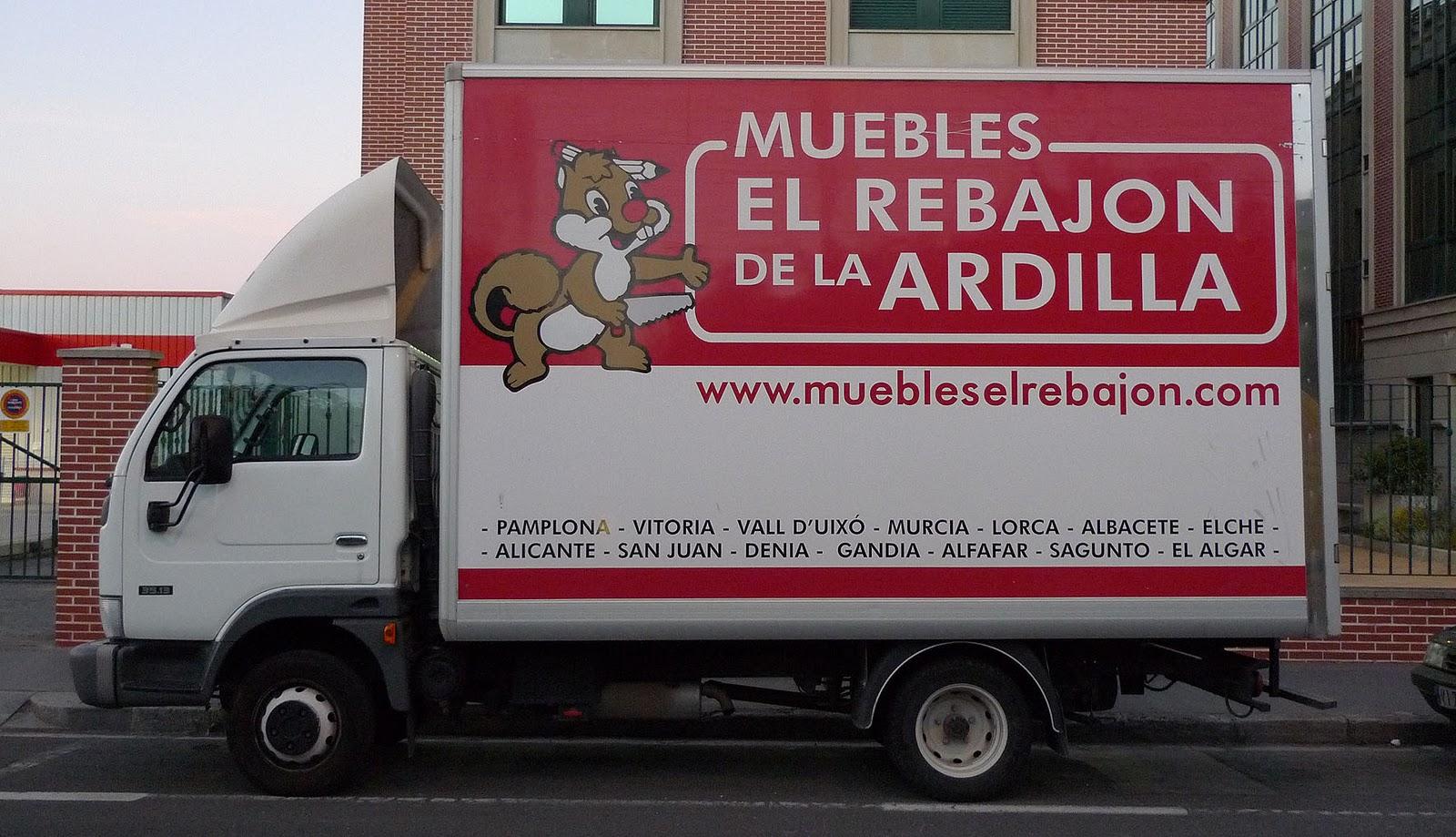 Dogothink naming curiosity 001 for Muebles el rebajon
