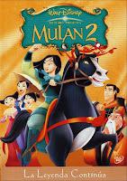 pelicula Mulan 2