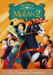 Mulan 2: La Leyenda Continúa