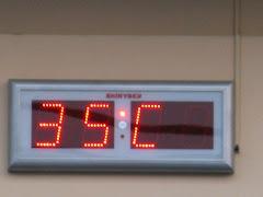 Trumpai: pas mus tokia temperatura