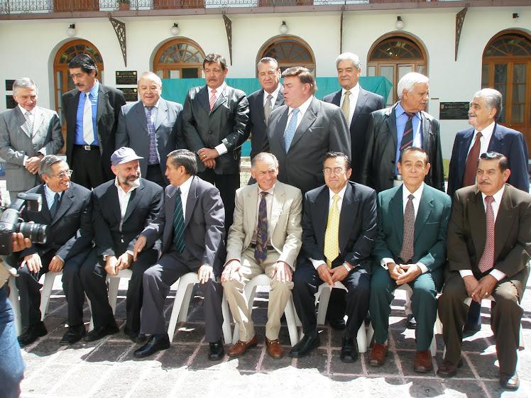 Comida en Allende 38, septiembre 2009
