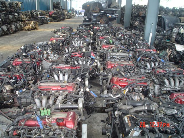 Mun Lee Auto Parts - Japan JDM Used Engines: Japan JDM Used Engines