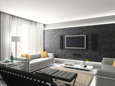 Modern Home Interior Decoration