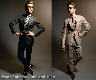 2010 Suiting and Formal-Wear Trends for Men