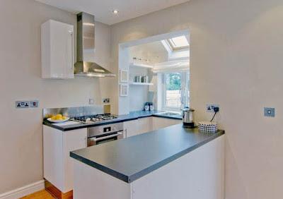 Small Apartment Kitchen on Modern Kitchen Design  Small Modern Kitchen Design