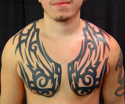mens tribal tattoos. Tribal Tattoos For Men. tribal