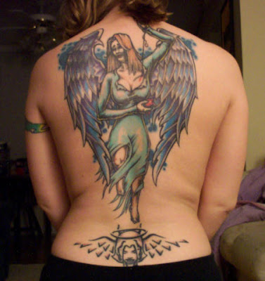 Back Tattoo Picture