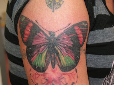Best Butterfly Tattoo Design