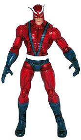 Toybiz Marvel Legends Wal Mart Giant Man Avengers