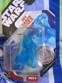 Star Wars Action figures Hologram Darth Vader Empire Strikes Back Classic Anakin Skywalker