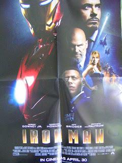 Marvel Iron Man Tony Stark Robert Downing Jr Gwyneth Paltrow