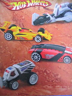 Hot Wheels McDonalds Cars Flashfire Double Shotz V-drop bike T-Rex truck