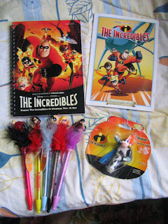 Disney Pixar Incredibles Mr Elastigirl Dash Violet Jack Jack Syndrome Frozone