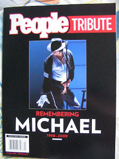 Remembering Michael Jackson People Tribute Magazine This is IT