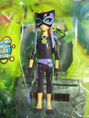 Ben 10 Tennyson Alien Collection Gwen Greymatter figure