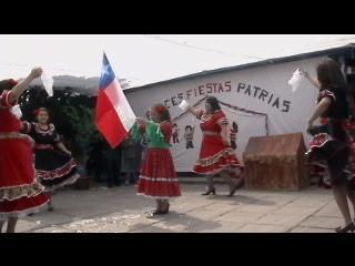 baile de nuestras tias