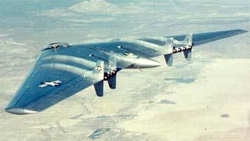 Northrop YB-49A