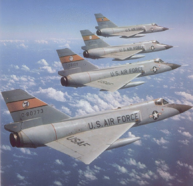 Convair F-106A Delta Darts