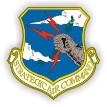 Strategic Air Command Patch