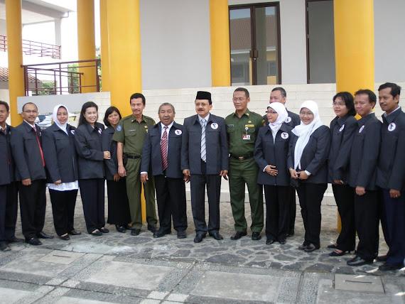 bersama gubernur di MHT