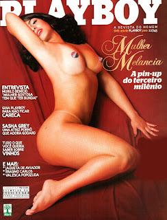Nova Playboy Andressa Soares Mulher Melancia