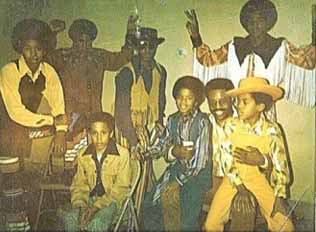 People from gary indiana for Jackson 5 mural gary indiana