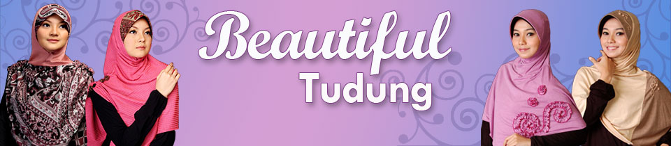 Beautiful Tudung