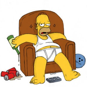 Laugh it out homer simpson 39 s quote - Homer simpson tout nu ...