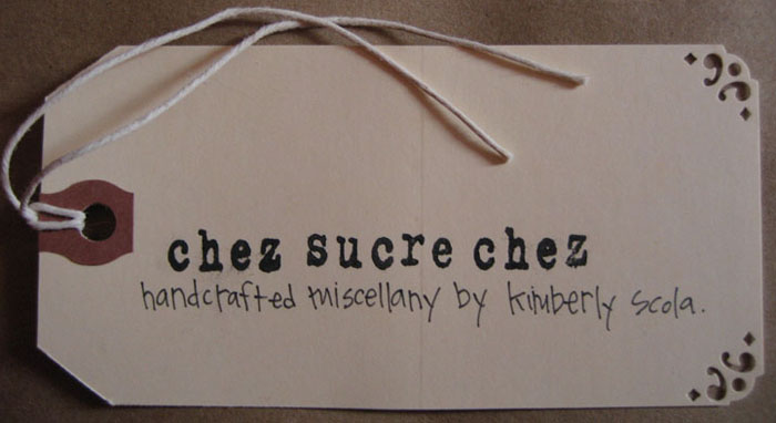 chez sucre chez