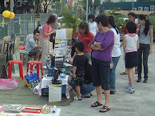 Early Flea-Mart at Pek Kio CC