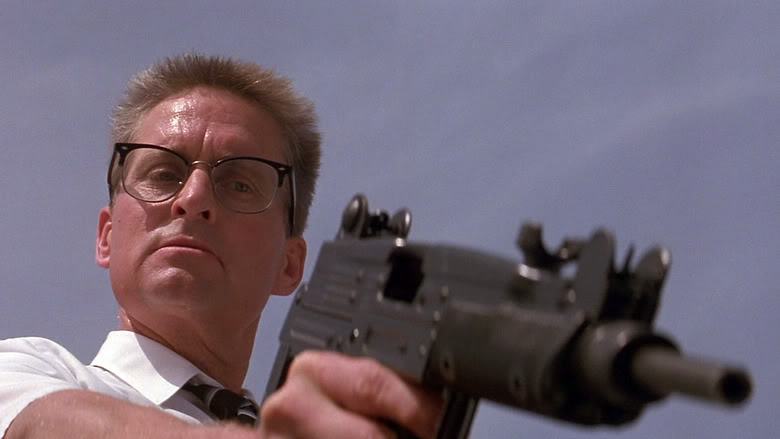 'Falling Down works because it asks you to sympathise with Foster on the one ...