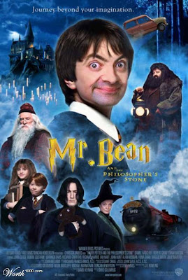 serba serbi Mr.Bean Harry-potter