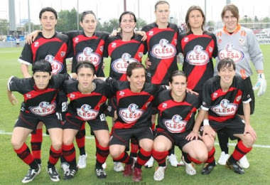 RAYO VALLECANO FEMENINO